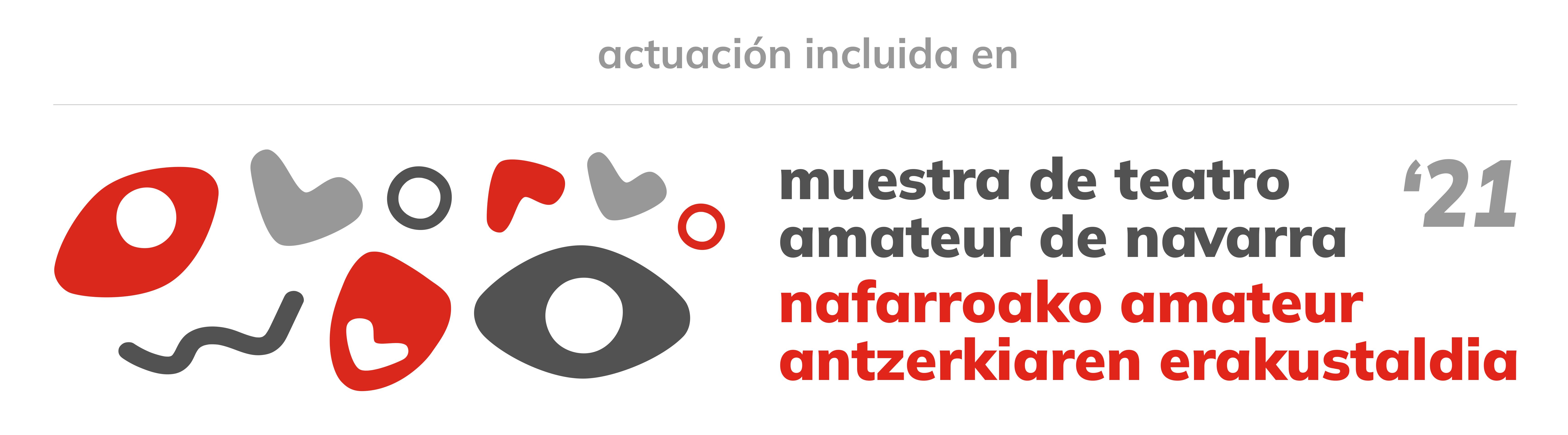 Muestra de Teatro Amateur de Navarra 2021