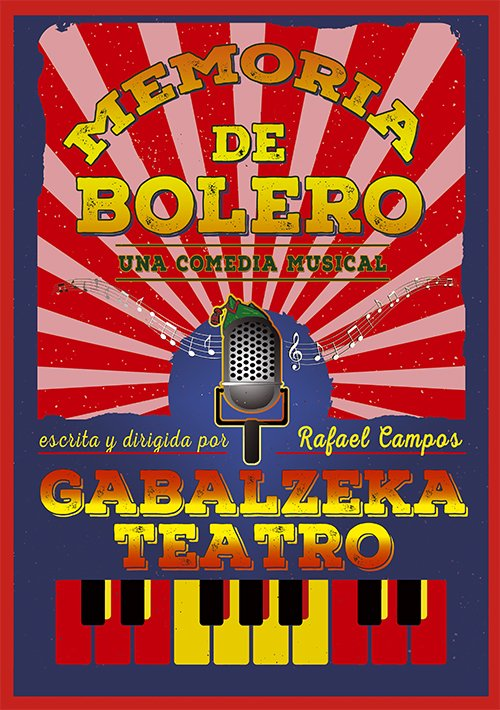 Memoria de Bolero – Gabalzeka Teatro