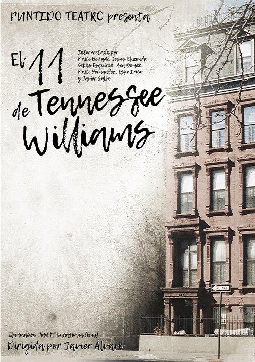 El 11 de Tennessee Williams – Puntido Teatro